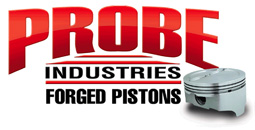Probe Industries - High Quality Forged Pistons, Shaft Rockers, Main Girdles, Stud Girdles, Engine Kits, Crankshafts and Connecting Rods